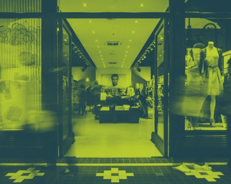 fashion retail shopfront